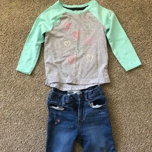 Baby outfit 12-18 months